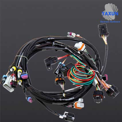 Process Production and Classification of Wire Harness