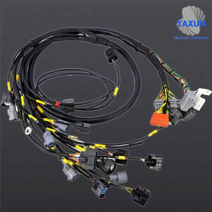 Customized automotive wiring harness supplier (pune maharashtra wiring, engine wiring kit)